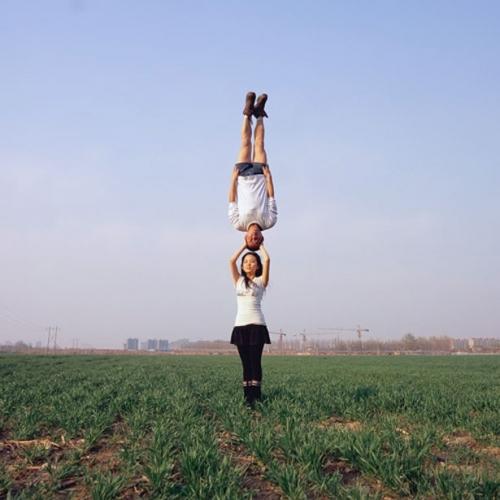 Li Wei (Ли Вэй) - фотограф - иллюзионист (16 фото)