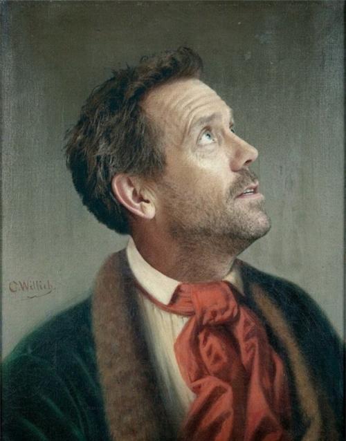 Как бы выглядели знаменитости, если бы сейчас была эпоха Возрождения. (60 работ)