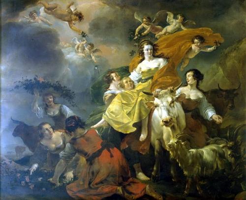 Коллекция картин Государственного Музея «Эрмитаж» в Санкт-Петербурге. 3 часть. (70 работ)