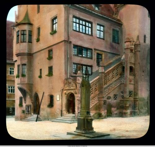 Коллекция цветных раскрашенных слайдов Брансон Де Ку ( 1920-1941 ) Ч. 4 (623 работ)