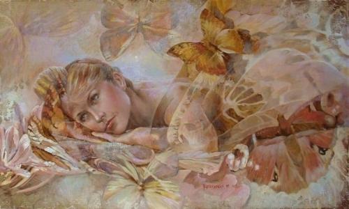 Художник Marina Podgaevskaya (Марина Подгаевская) (27 работ)