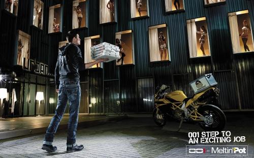 Creative advertising desingn-рисунки (48 работ)