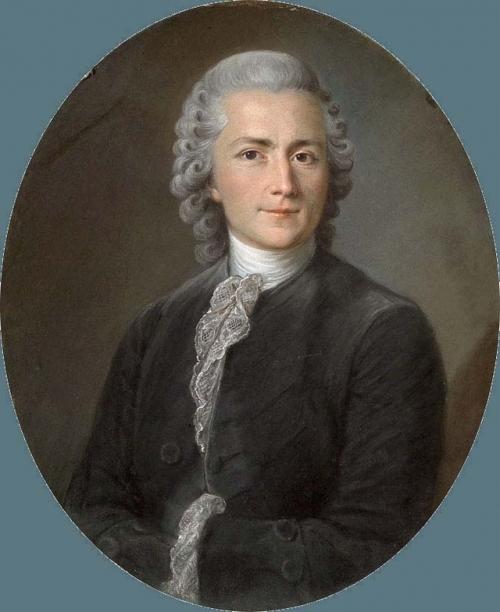 Французский живописец Francois Hubert Drouais (1727-1775) (103 работ)