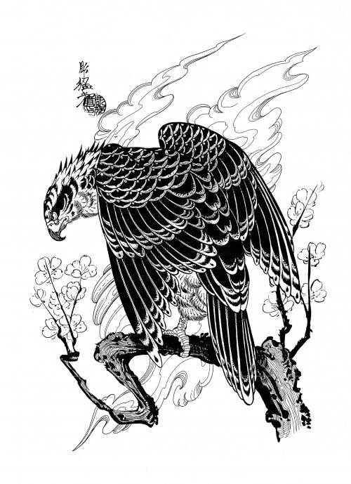 Jack Mosher - Tattoo Flash Set (100 татуировок)