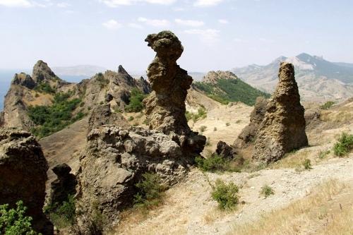 Красоты Восточного Крыма (35 фото)