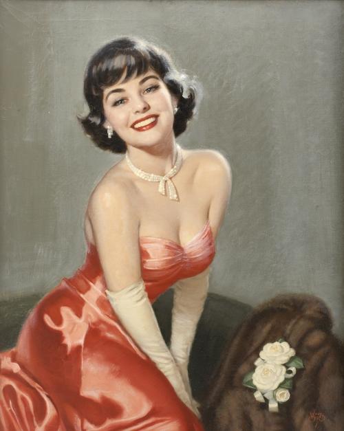 Американский художник-иллюстратор Walt Otto (1895 – 1963) (29 работ)