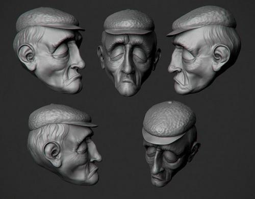 Подборка лучших 3D работ (65 фото)