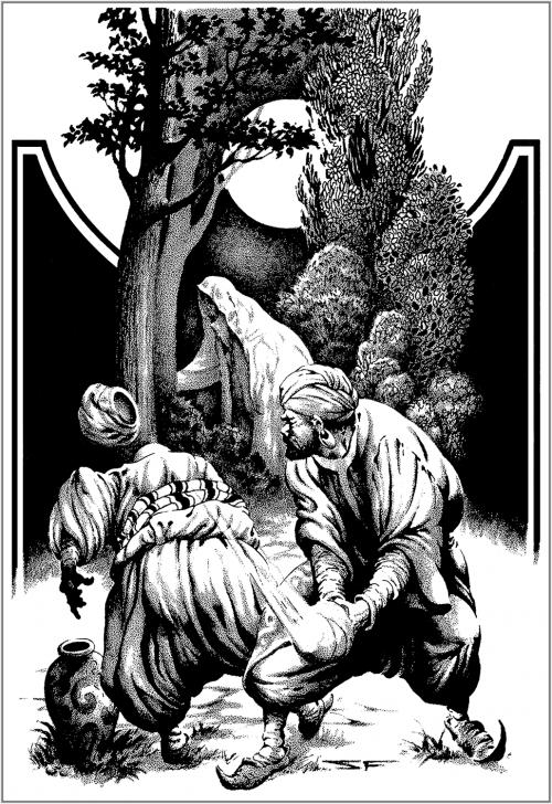 Фэнтези Арт Стивена Эмиля Фабиана   Fantasy Art Stephen E. Fabian (685 работ)