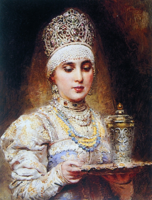 Художник Маковский Константин Егорович (1839-1915) (110 работ)