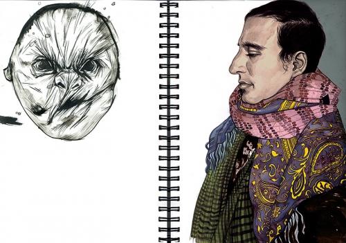 Иллюстратор Michael Marsicano (45 работ)