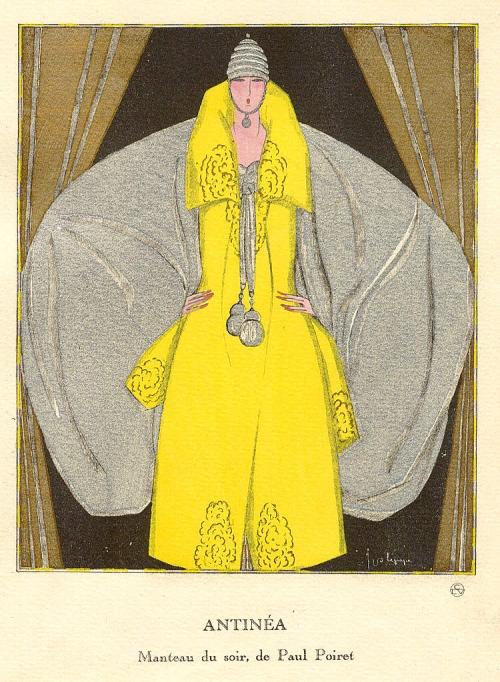 Lepape George - Art Deco Illustrator (135 работ)