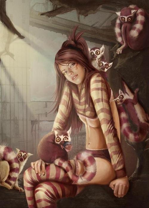 HQ Картинки в стиле Fantasy 2011. Часть 1 (51 работ)