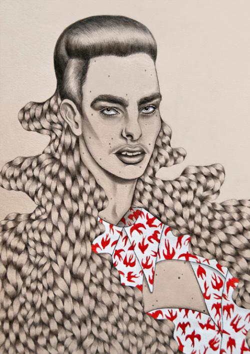 Illustrations by Tara Dougans (40 работ)