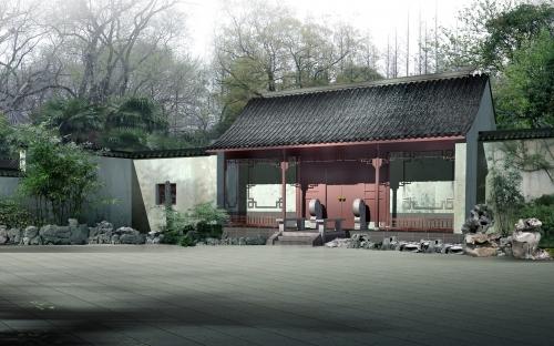 Рисованая графика от китайских мастеров (75 работ)
