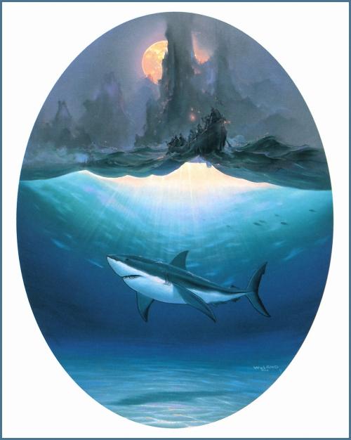Fantasy Art and Surrealism by John Pitre (80 работ)