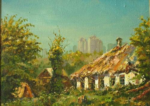 Художник Александр Углов (98 работ)