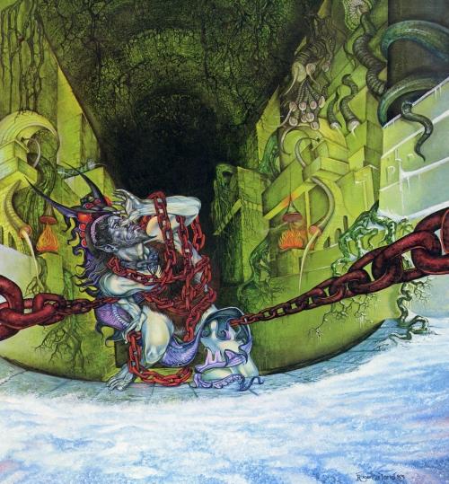 Фэнтези Арт Линды и Роджера Гарланд   The Fantasy Art of Linda and Roger Garland (118 работ)