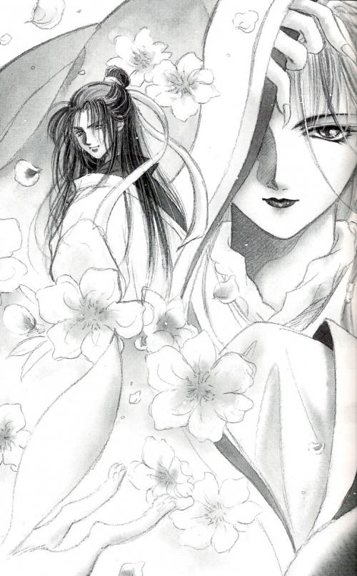 Azumi Tohru - La Partita (Artbook) (52 работ)