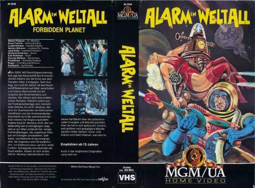 Обложки видеокассет с фильмами в жанре sci-fi и фэнтэзи. 1980-200Х гг., часть вторая (207 картинок)