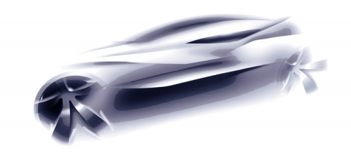 Концептуальный автомобильный дизайн. Наброски и рендер, разные авторы. (102 работ)