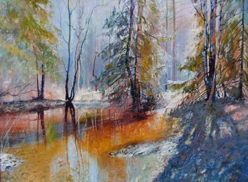 Работы художника Андрея Яковлева, второй выпуск (63 работ)