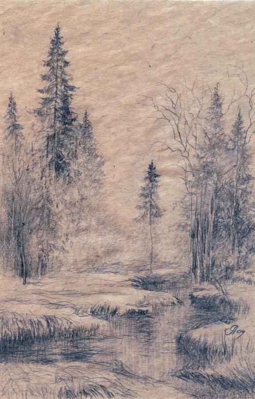 Работы художника Андрея Яковлева, третий выпуск (144 работ)