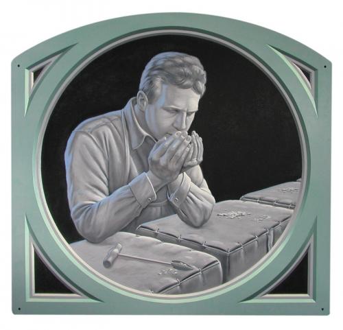 Eric Grohe - американский подход к художественной росписи (67 работ)