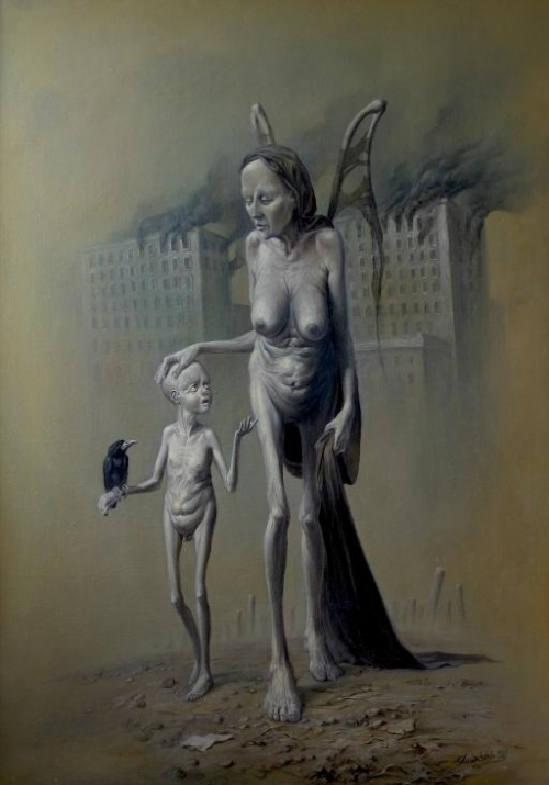 Художник Darius Zawadzki (35 работ)