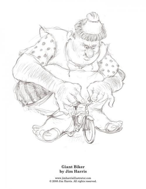 Рисованая графика от Jim Horris (215 работ)
