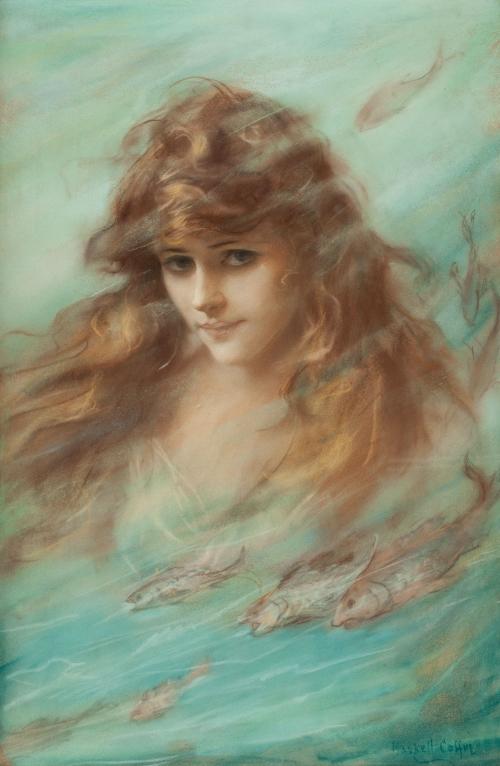 Художник-иллюстратор William Haskell Coffin (64 работ)