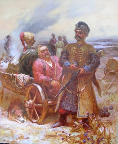 Художник Валентин Рекуненко (87 работ)