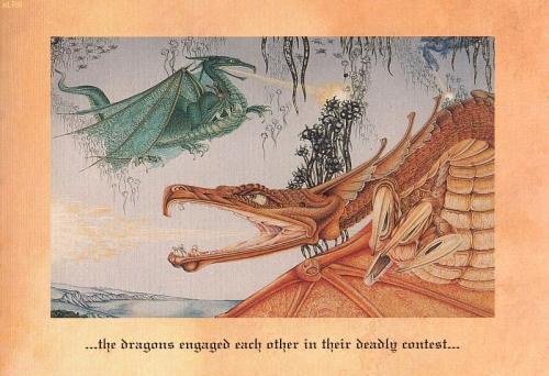 Рисованая графика от Линды и Роджера Гарланд (118 работ)