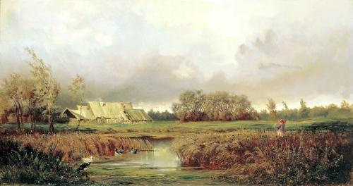 Волков Ефим Ефимович (1844-1920) (70 работ)