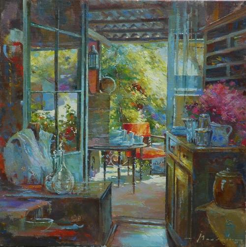 Работы художника Johan Messely (55 работ)
