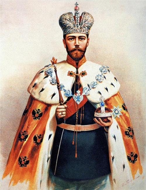 Духовная победа Государя Императора Николая II над врагами России.