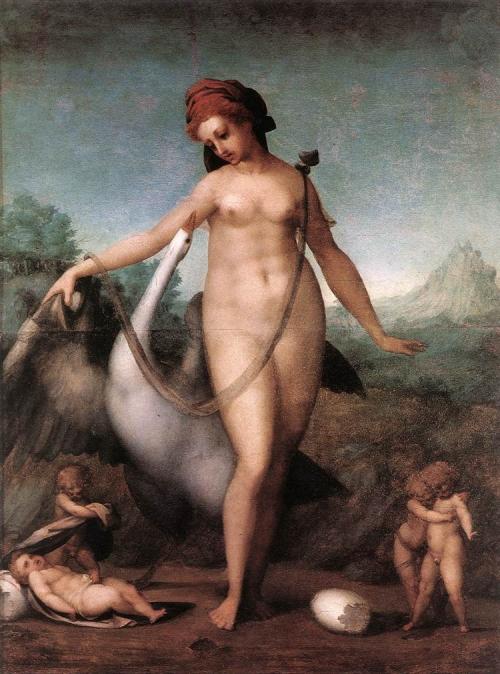 Художник Jacopo Pontormo (71 работ)