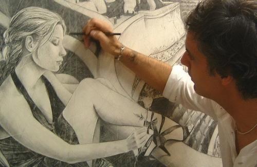 Русский художник Буторин Николай Александрович (23 работ)