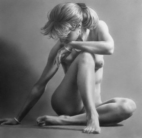 Рисованные девушки часть 2 (26 работ)