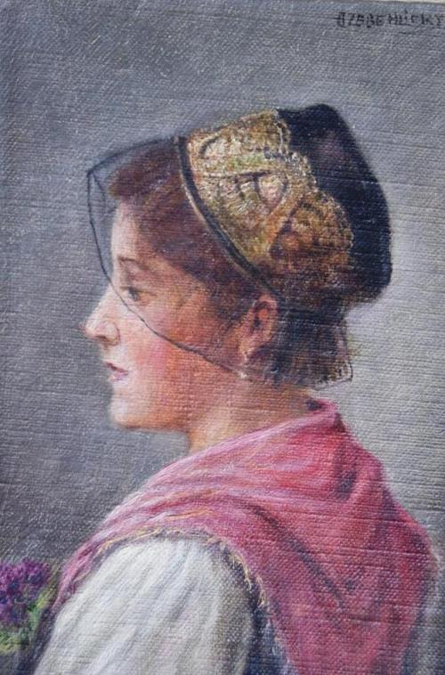 Художник Alois Zabehlicky (Austrian, 1883-1962) (27 работ)