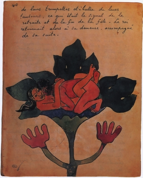 Поль Гоген   XIXe   Paul Gauguin (858 работ)