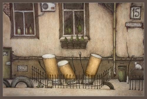 Художник Дмитрий Ляляков (59 работ)