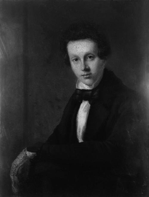 Живописец-прерафаэлит Anthony Frederick Augustus Sandys (1829-1904) (85 работ)