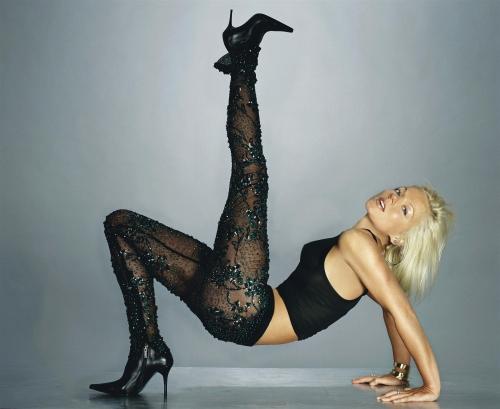 Большая подборка моделей и знаменитостей (Geri Halliwell) (55 фото)