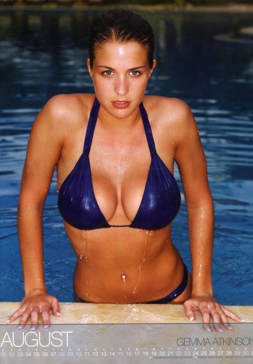 Большая подборка моделей и знаменитостей (Gemma Atkinson) (88 фото)