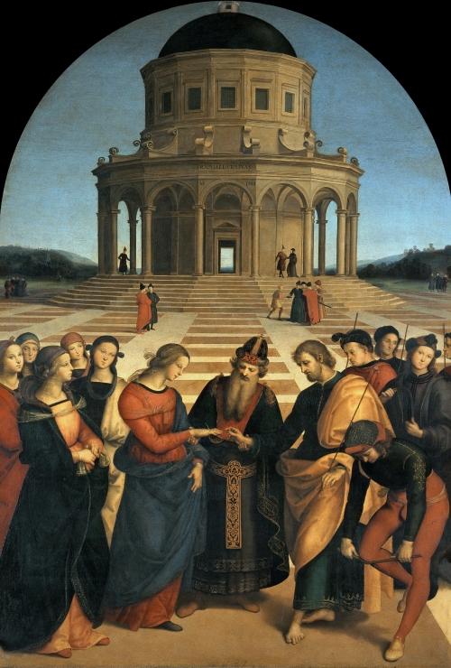 Raffaello Sanzio / Рафаэль Санти (37 работ)