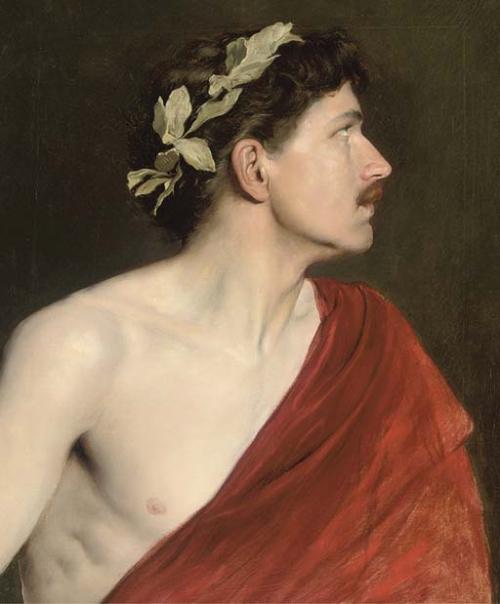 Австрийский художник Frantisek Brunner-Dvorak (Franz Dvorak) (33 работа)