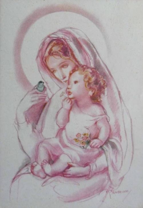 Иллюстрации и открытки Adelina Zandrino (83 работ)