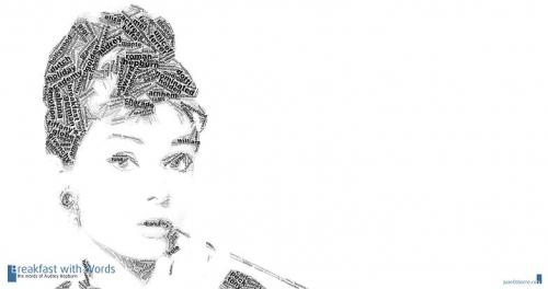 Портреты из слов (художник и иллюстратор Хуан Осборн) (21 работ)