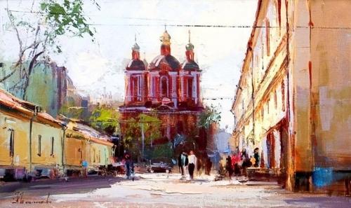 Художник Шалаев Алексей (Shalaev Alexey) (36 работ)
