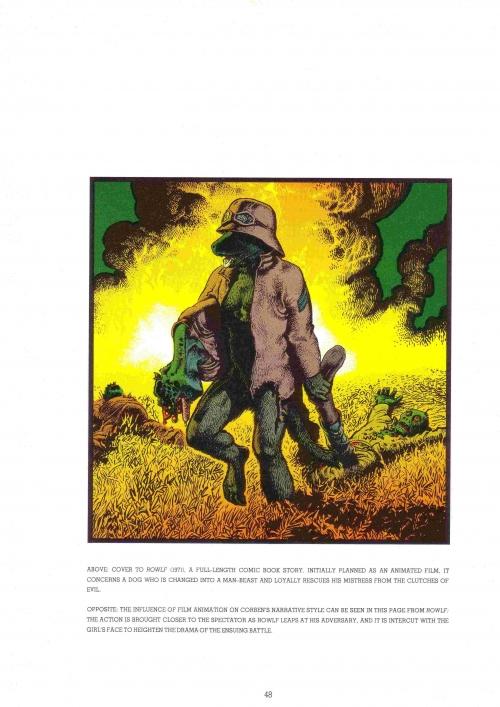 Мастера комикса. Антология (10 художников) (131 работ)